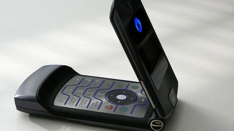 Cricket Flip Cell Phones