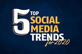 5 top social media