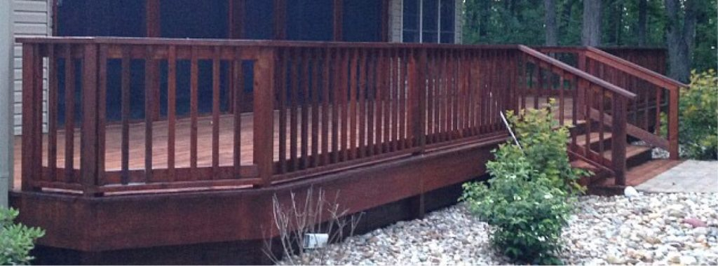 Deck Maintenance Tips for Fall