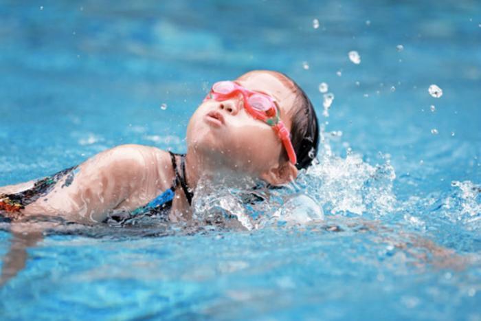 Swimming in Children