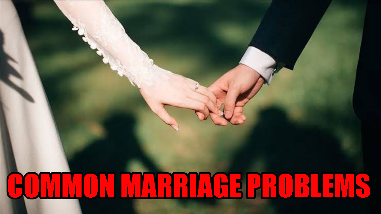Solve Marriage Problems