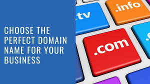 Tips to Select the Best Domain Name for Your Website