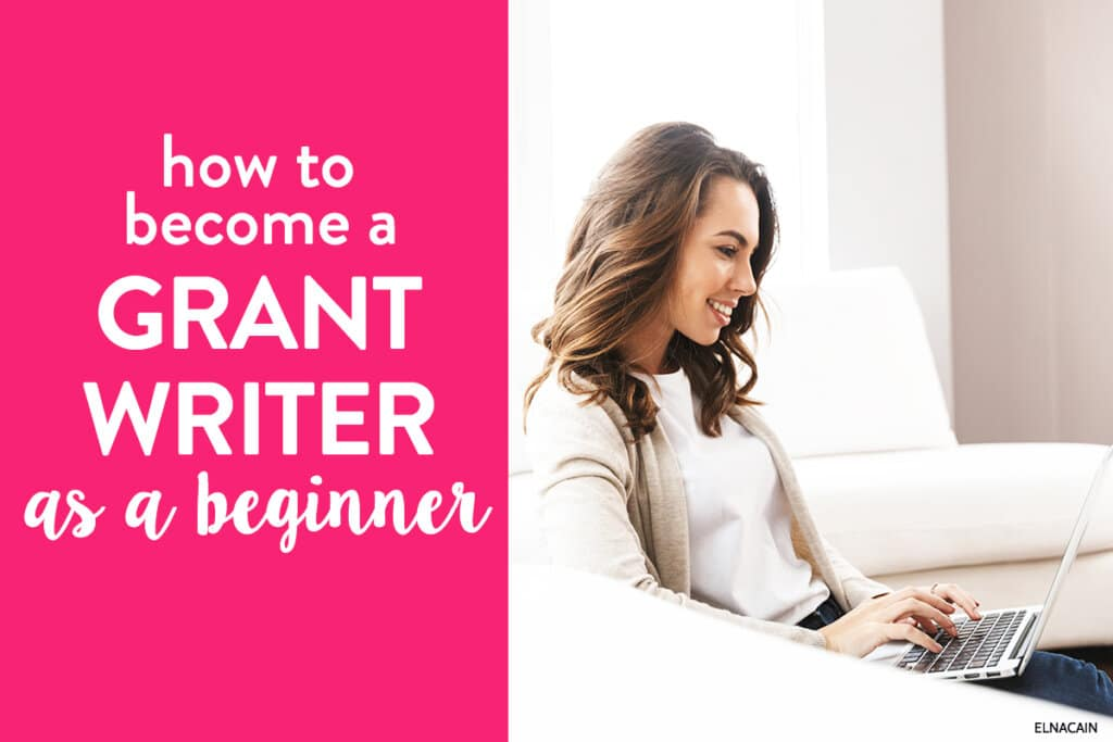 Become Grant Writers